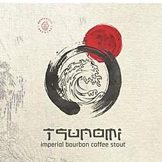 TSUNAMI - Imperial Bourbon coffee stout