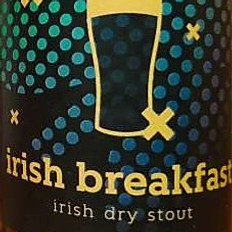 Irish Breakfast - Stout - Hopfanatic Brewery