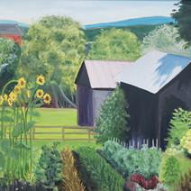 A Waterford Garden
