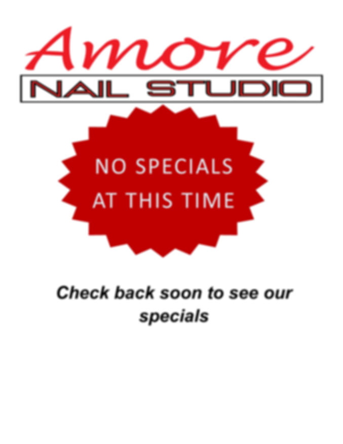 Amore Nail Studio Web Special Place Hold