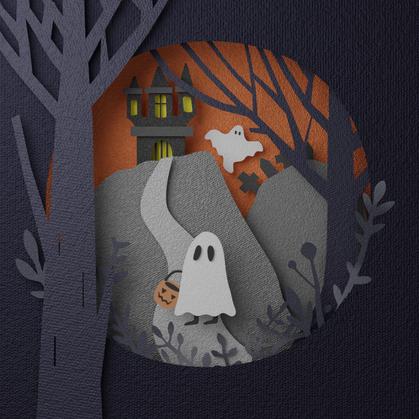Halloween Cutout
