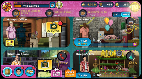 Game Play of the Fourth-of-Juluau Event