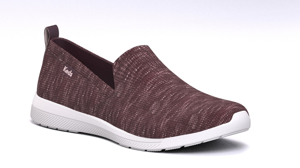 Keds Slip-on Burgundy