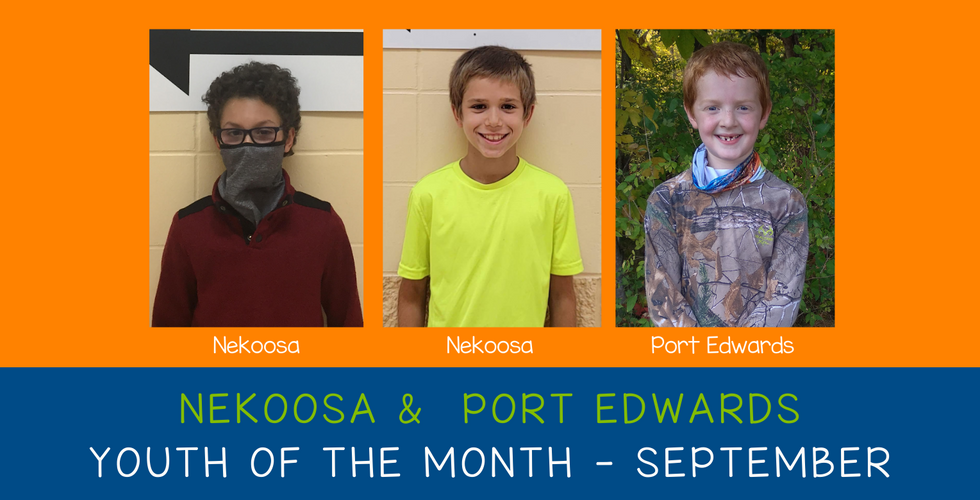 School Sites Youth of the Month