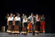 Alumnos de Flamenco