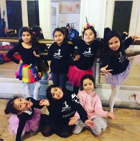 Clases de flamenco infantil