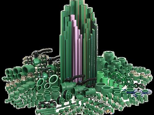 PVC  -  Caños y conexiones