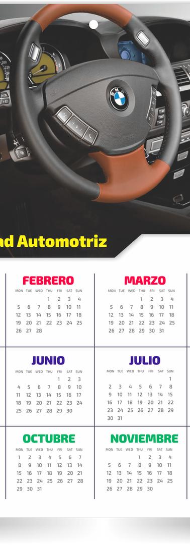 Calendarios Colgantes