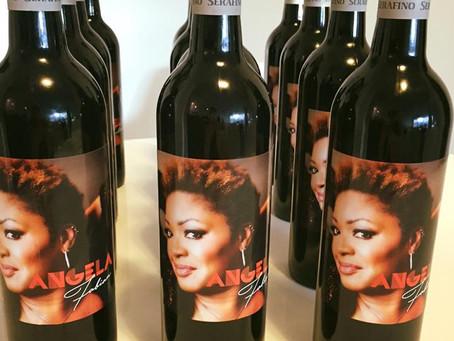 Introducing...the Angela Fabian wine.