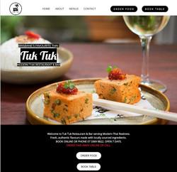 TukTuk Restaurant + Bar