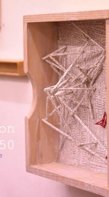 "Art Auction ""50 under €50"""