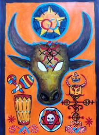 The Hierophantic Bull