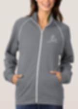 Flight Fitness Studio logo jacket