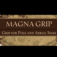 Magna Grip pole grip aid for pole dance aerial silks and lyra