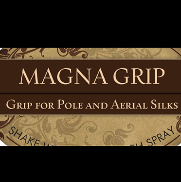 Magna Grip pole grip aid for pole dance aerial silks and lyra