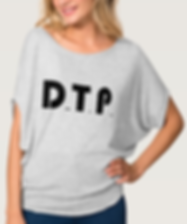 DTP down to pole t-shirt