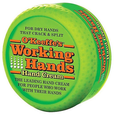 O'Keeffe's Working Hands Hand Cream boosts moisture creates a protective layer prevents moisture loss
