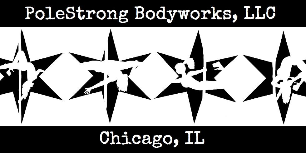 PoleStrong Bodyworks Massage 6:30-7:30 PM