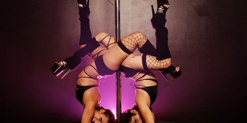 Nadia Sharif: Doubles Pole SOLD OUT - see others