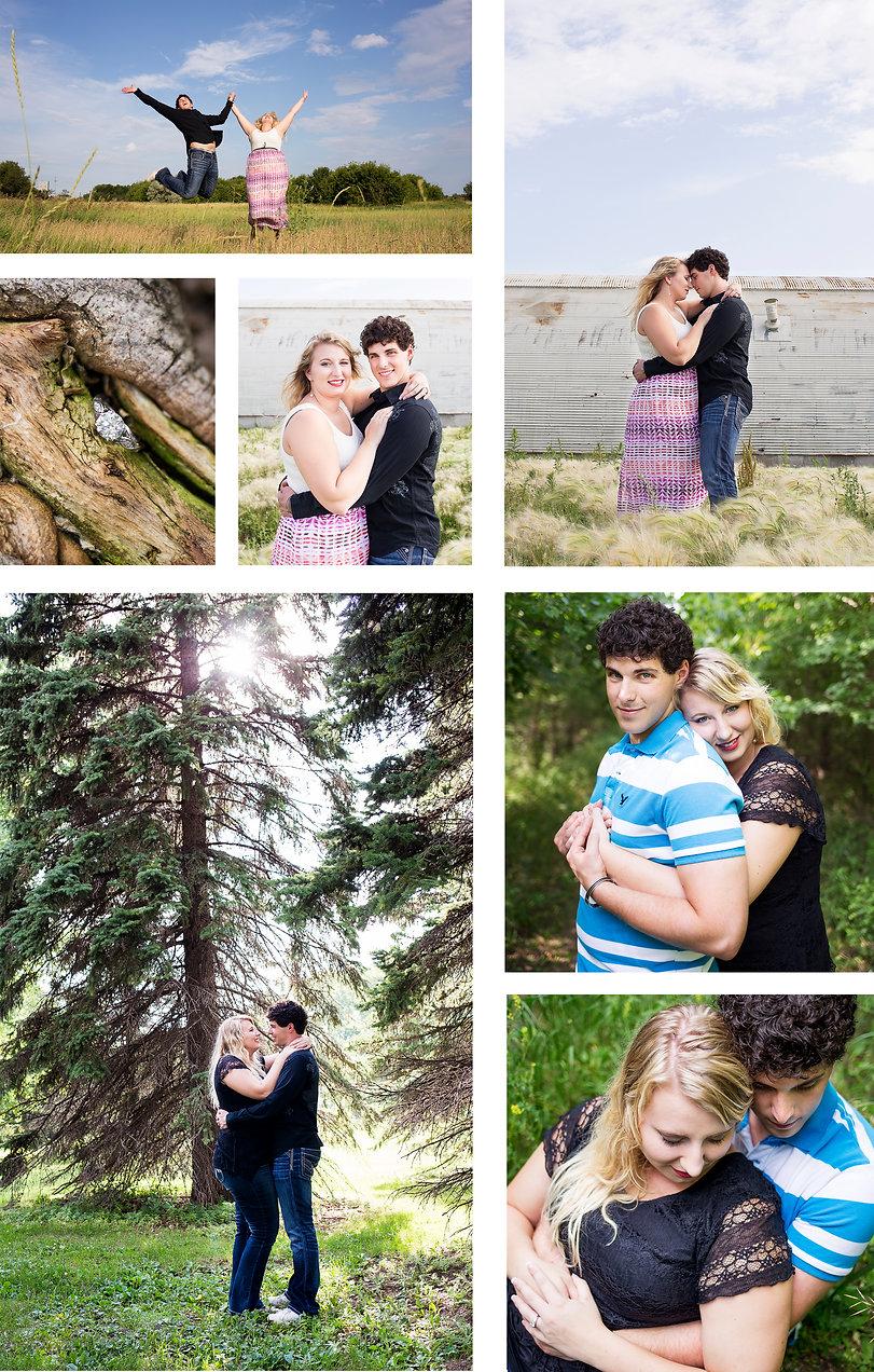 Wahpeton Engagement Photographer