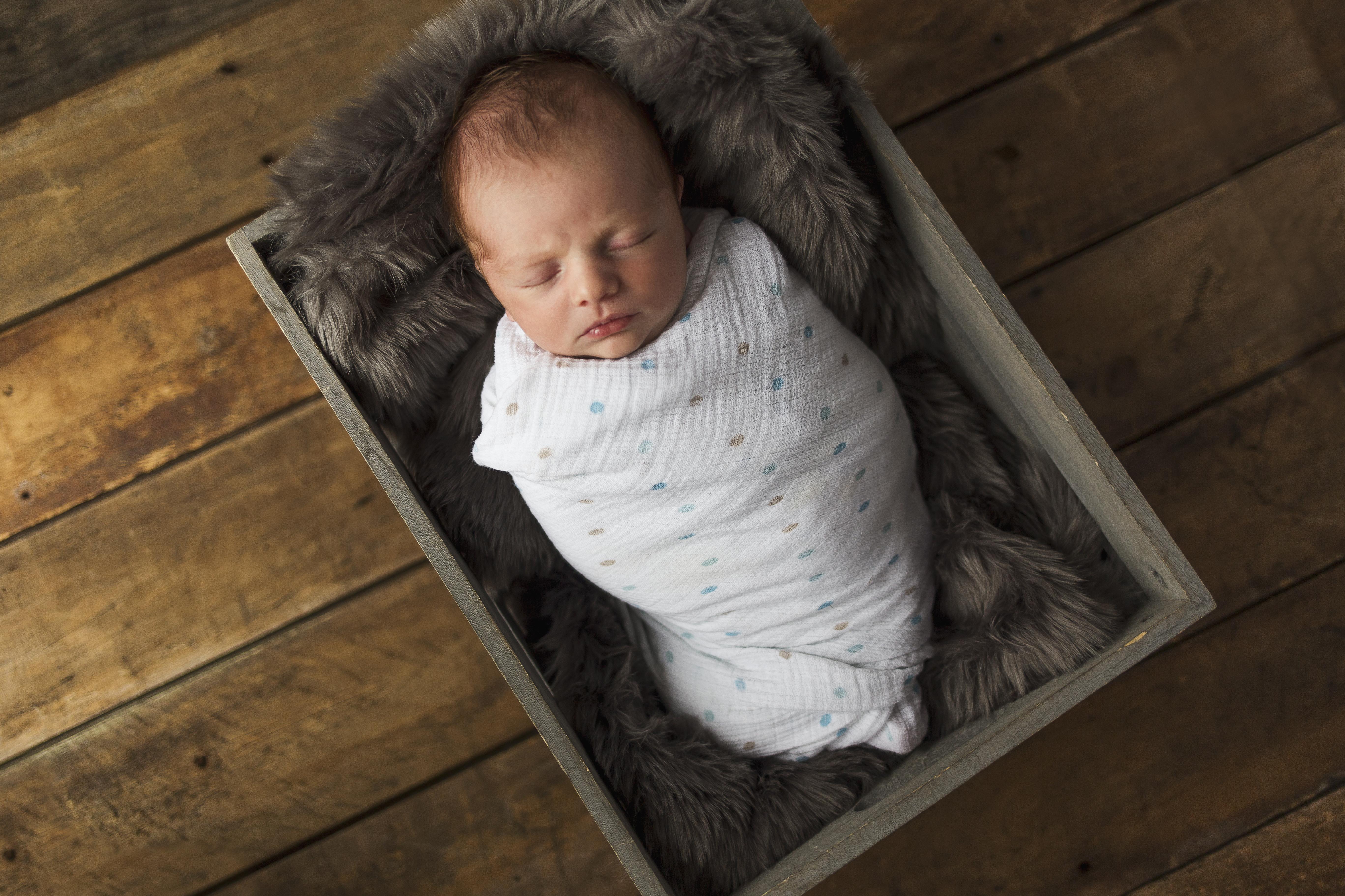 Wahpeton Newborn Photographer