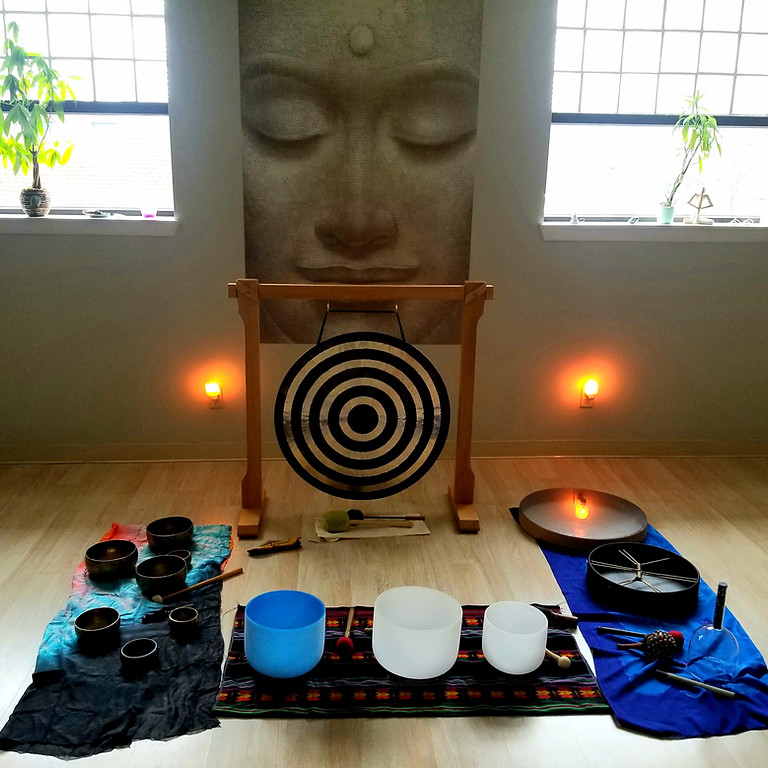 Sound Healing Guided Meditation  (4)