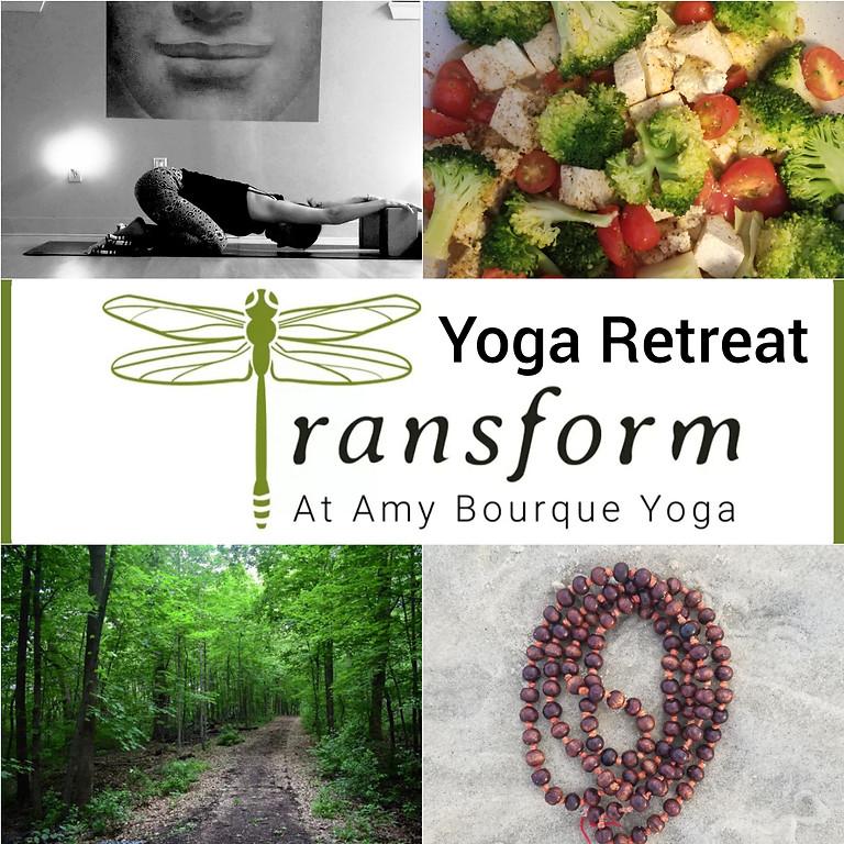 Transform Yoga Retreat