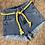 Thumbnail: Short Jeans com cinto