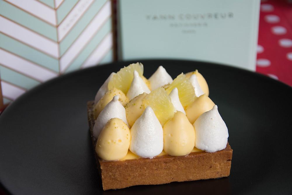 La tarte citron de Yann Couvreur