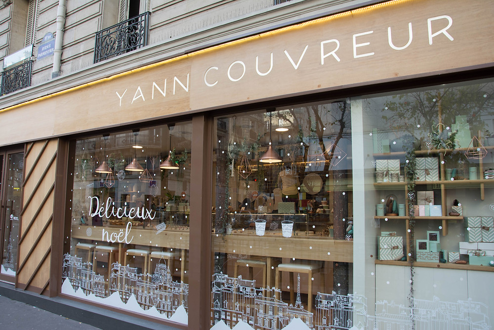 Pâtisserie Yann Couvreur