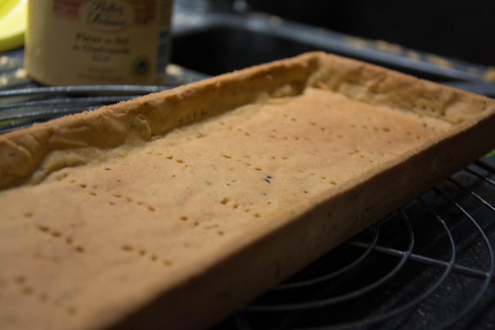 Fond de tarte.