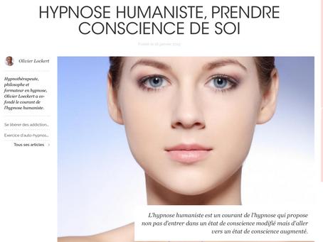 Hypnose Humaniste - article du Fémininbio