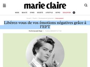 Libérez-vous de vos émotions négatives grâce à l'EFT