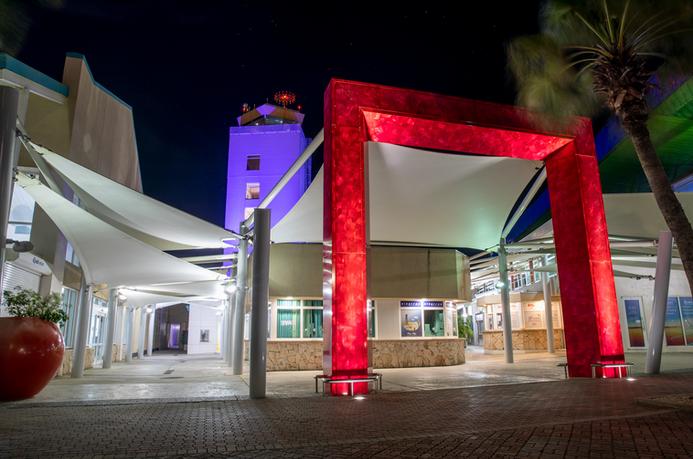 AIRPORT ARUBA OUTDOOR LED