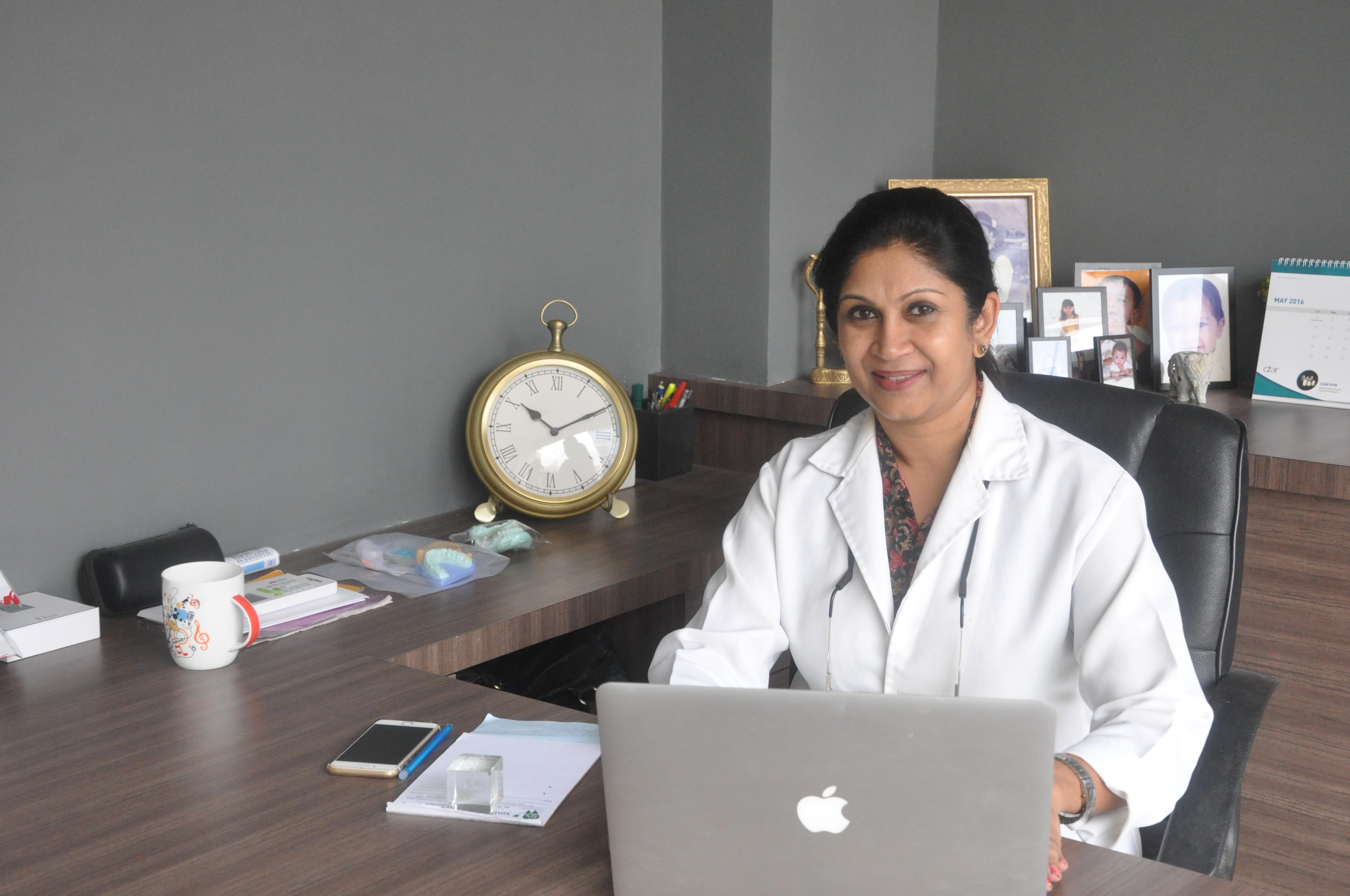 Dr. Shaila