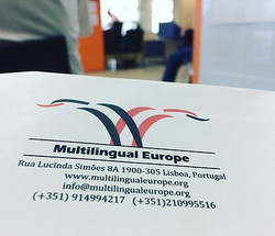 MULTILINGUAL EUROPE