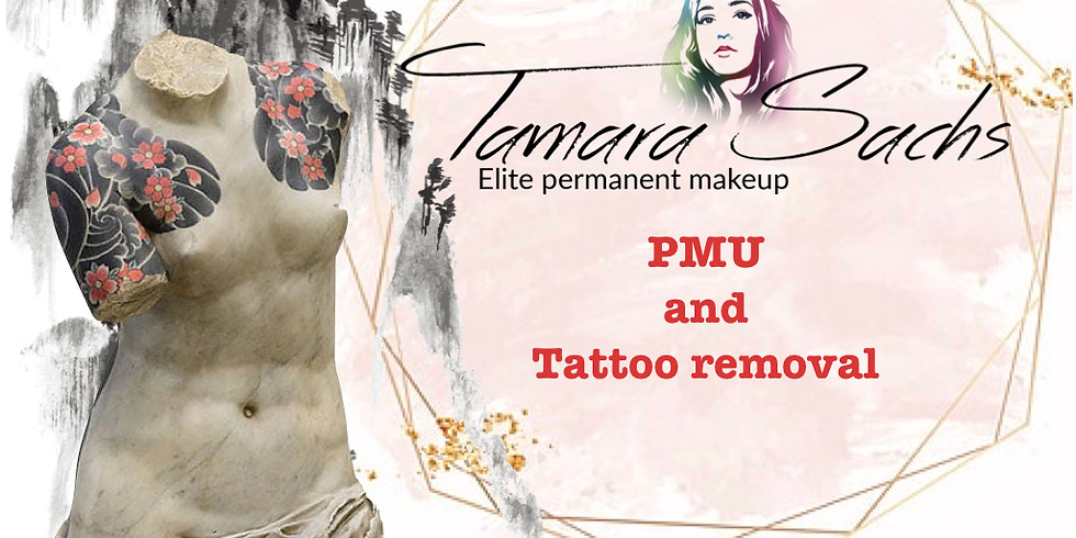 PMU and Tattoo Removal with Tamara Sachs
