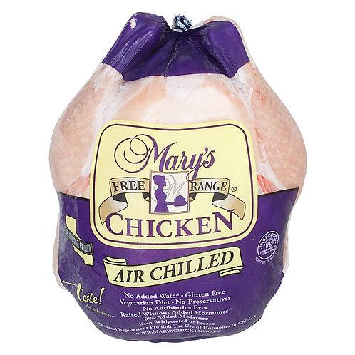 美國Mary's無激素雞