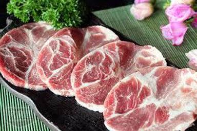 美國天然豬梅肉