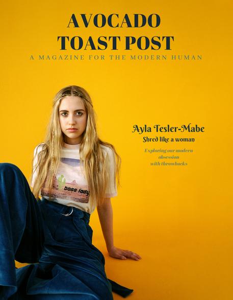 Avocado Toast Post