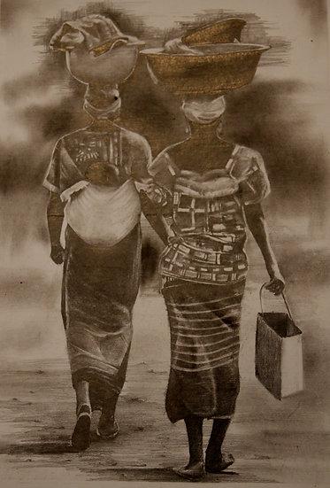"""Khulekani Masuku """"All in a day's work"""" [ORIGINAL]"""