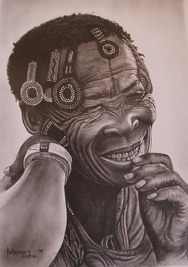 "Tichaona Ncube - ""Shyness never ages"" [ORIGINAL]"