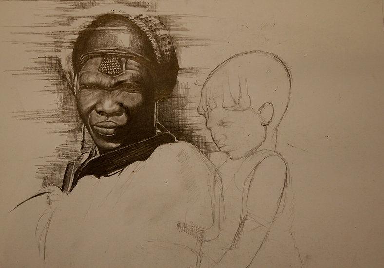 "Khulekani Masuku - ""In her footsteps"" [ORIGINAL]"