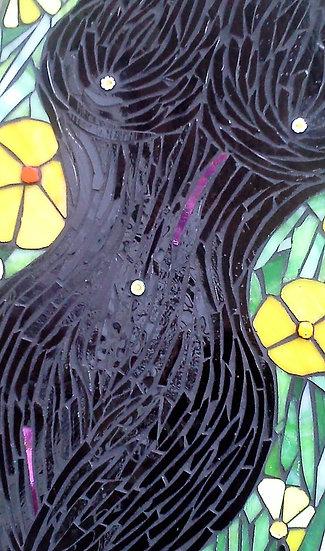 Dionne Ible (Mosaic) - Black Garden [ORIGINAL]