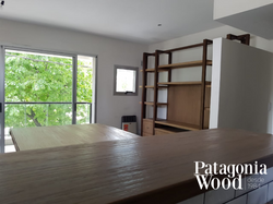 Barra y Mueble TV Patagonia Wood