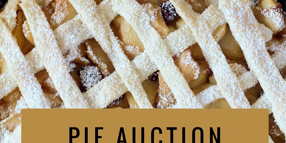 FFC Annual Pie Auction