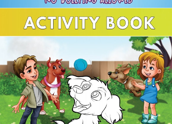 Join the K.L.U.B. - Activity Book