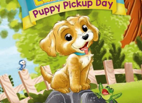 Puppy Pickup Day - Literacy Guide