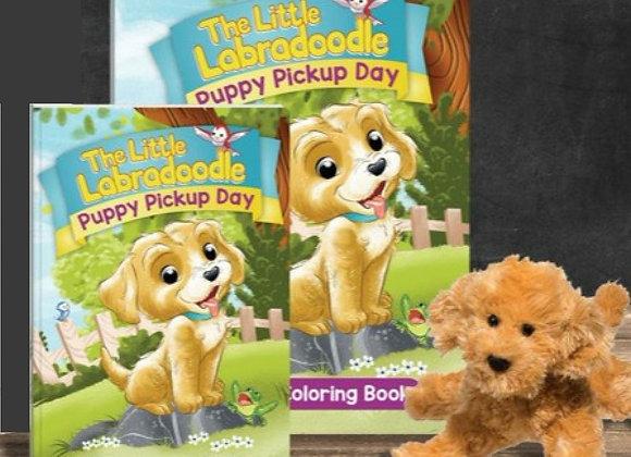 Puppy Pickup Day GIFT SET