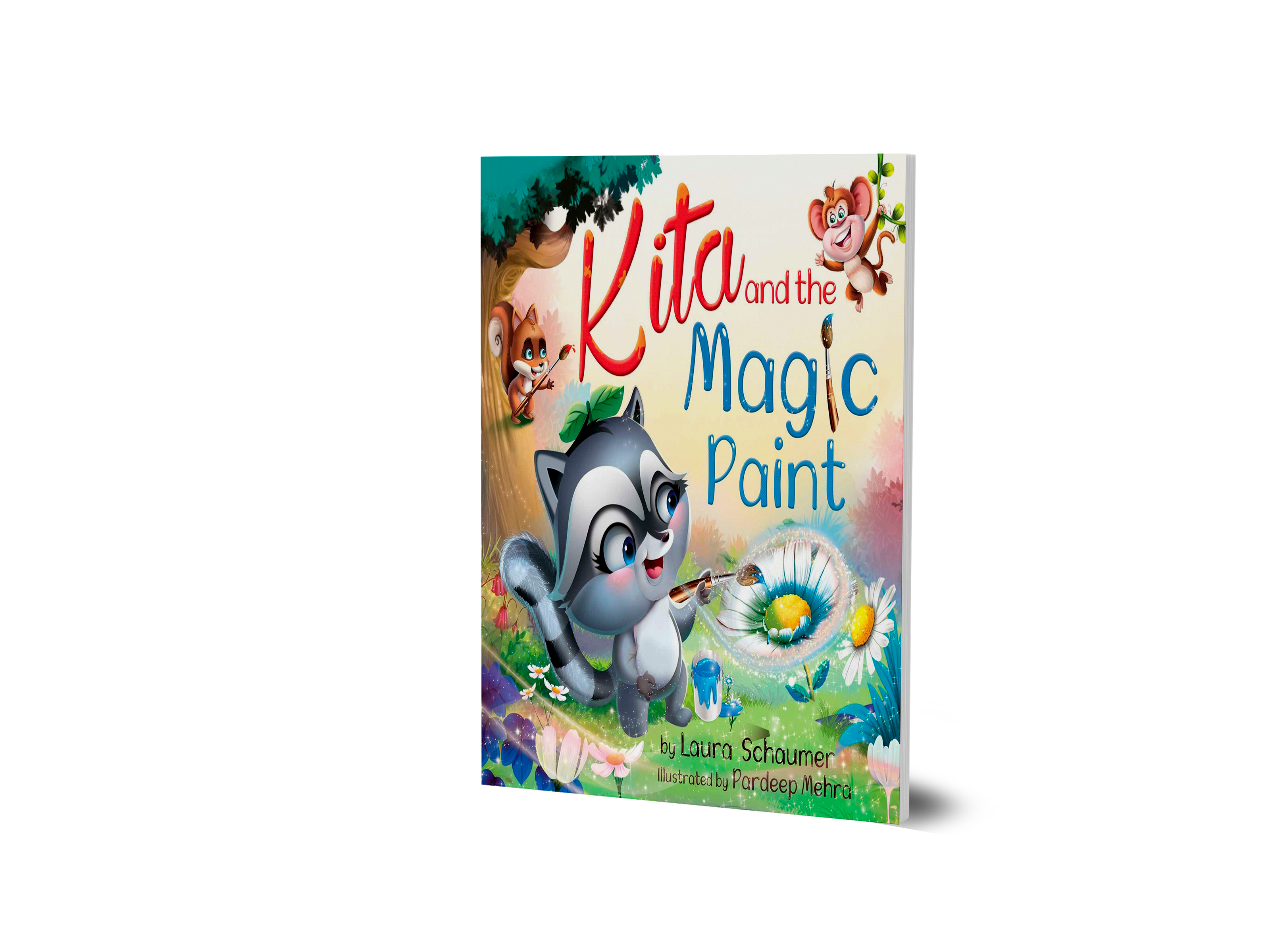 Kita and the Magic Paint